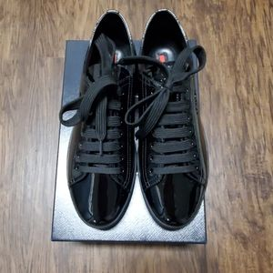 Brand New Patent Leather Sneakers